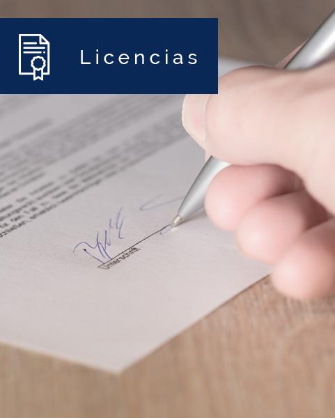 Licencias
